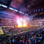 Supercross Round 9 Indianapolis Race Results – 2014
