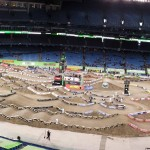 Supercross Round 12 Toronto Race Results – 2014