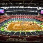 Track photo of Reliant Stadium Supercross Track in Houston